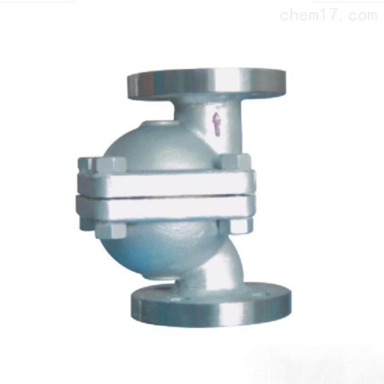 立式自由浮球式疏水阀