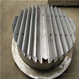 金属304液体收集再分布器应用装置介绍