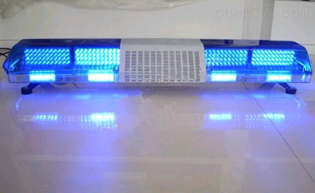 救护车长排警灯蓝色12V警灯灯壳维修