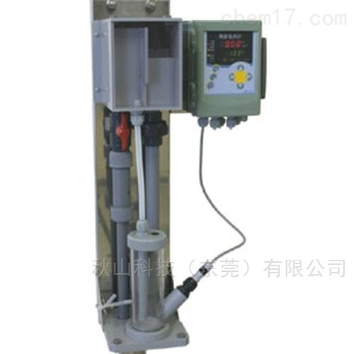 日本technoecho废水处理无试剂总余氯计
