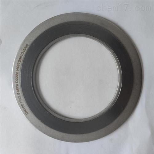 换热器用304材质金属缠绕垫片生产加工