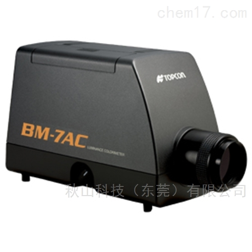 日本topcon-techno高精度色度亮度计BM-7AC