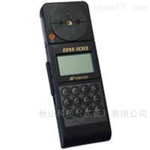 日本topcon-techno接触式亮度计 BM-100