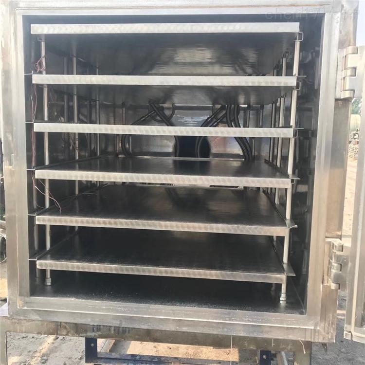 高价回收二手制药级真空冷冻干燥机