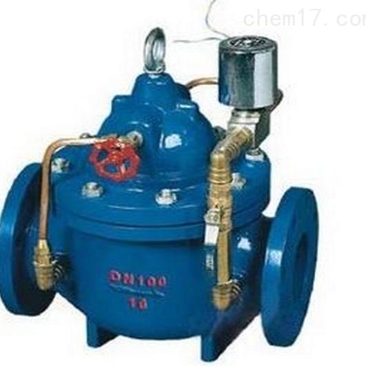 减压稳压电动控制阀DY206X