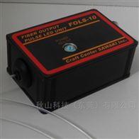FOLS-10日本ccsawaki光纤输出纳秒脉冲LED光源单元