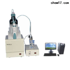 SH108C-1GB/T 7304电位滴定法自动酸碱值仪SH108C