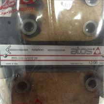 PFE31044/1DU 20意大利ATOS叶片泵
