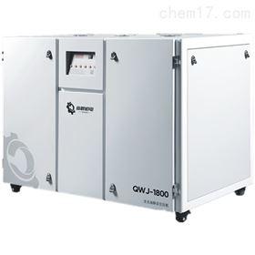 QWJ-1800低噪音大排量超静音无油空压机 曲晨QWJ系列