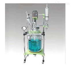 小型双层玻璃反应釜