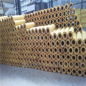 27~1020岩棉保温管80公斤常规密度每立方价格