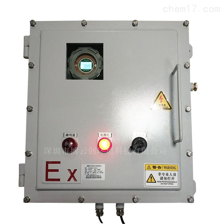 工业在线式VOC检测仪