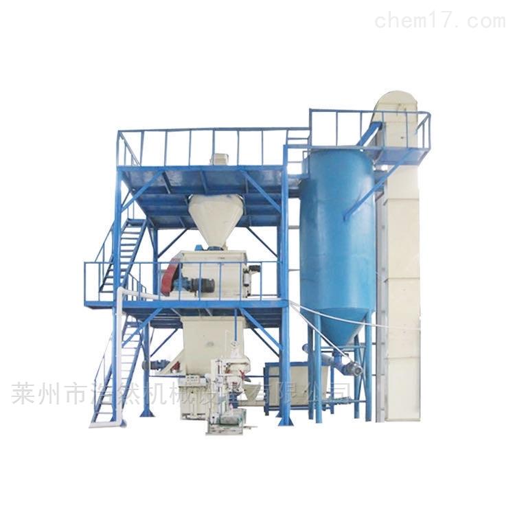 干粉(混)砂浆生产线