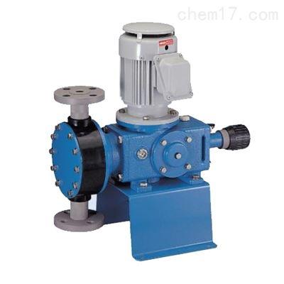 韩国千世机械隔膜计量泵KD系列