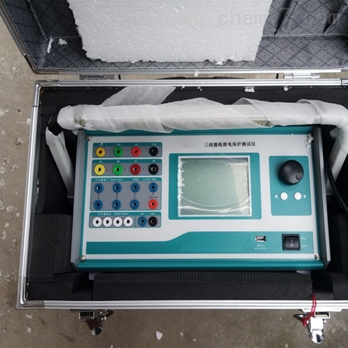 大功率三相微机电保护检测仪货真价实