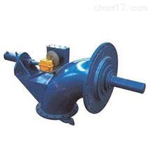 液动角型废气阀