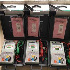 数字高压绝缘电阻表FR3025E