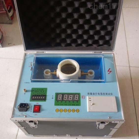 高精度绝缘油耐压测试仪