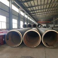 鋼套鋼預製蒸汽直埋發泡保溫管道生產地址