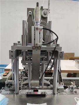 超聲波半自動平面kouzhao點焊機