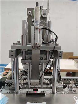 超声波半自动平面kouzhao点焊机