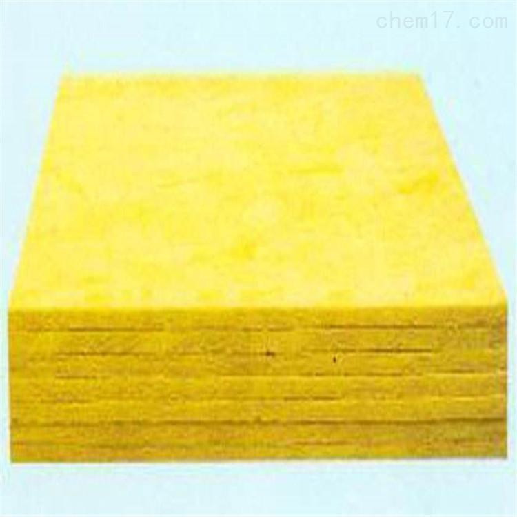 中球化工保温增强纤维玻璃棉板