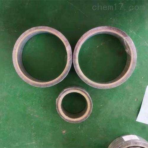 换热器用201材质金属缠绕垫片生产加工