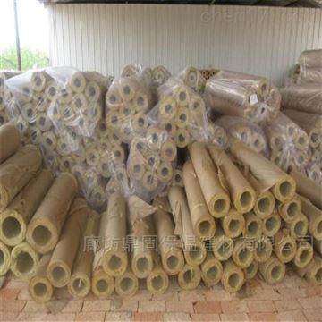 27~1020高温隔热岩棉保温管定制规格厂家价格