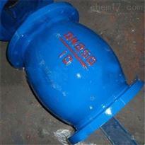 HQ45X球形止回阀质量保障