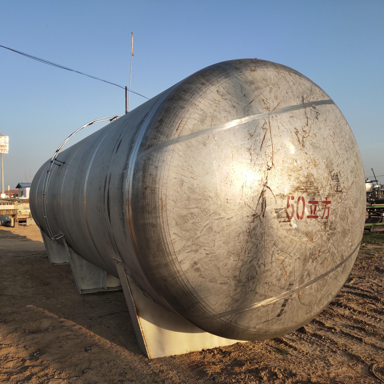 长期出售回收不锈钢保温储罐