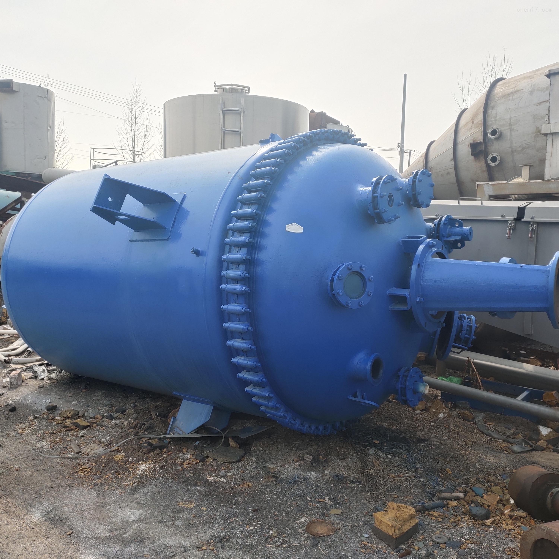 公司出售二手蒸汽电加热反应釜