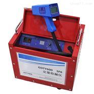 六氟化硫气体检漏仪SF6气体泄漏检测仪