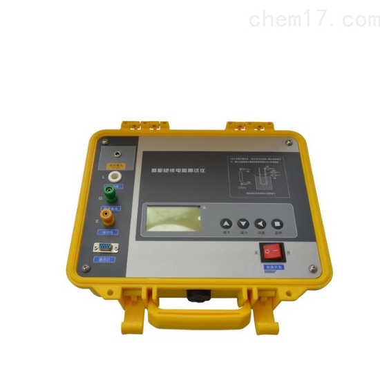 GD3126智能绝缘电阻测试仪