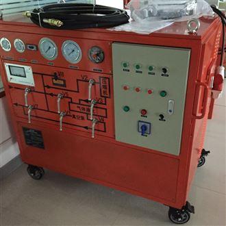 HSLH-12Y-54-100型六氟化硫气体回收充放装置