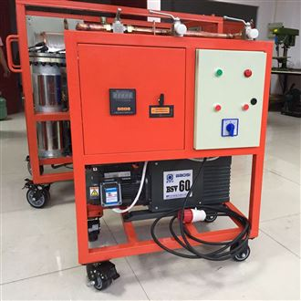 HSQC系列SF6气体抽真空及回充装置