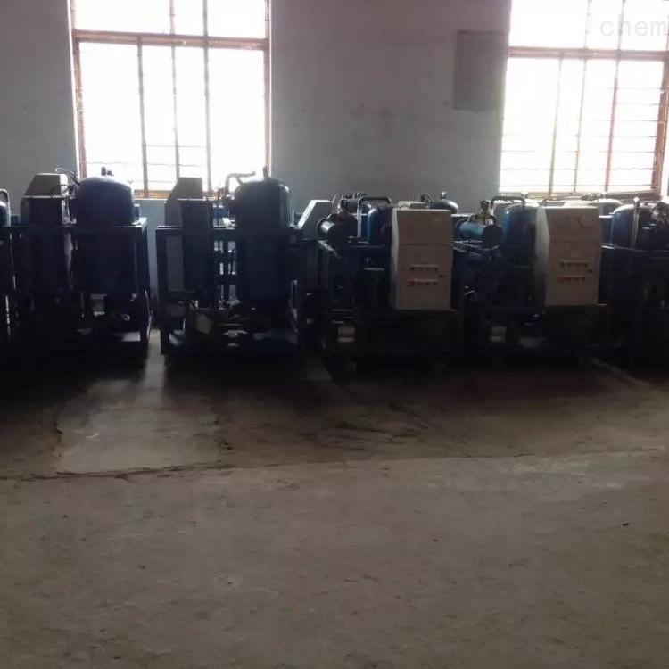 专业生产高效真空滤油机