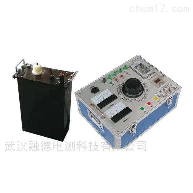 熔喷布静电驻极绝缘耐压试验装置