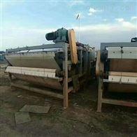 市政污泥二手带式压滤机欢迎订购