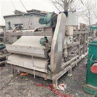 污泥脱水机二手带式压滤机多种型号