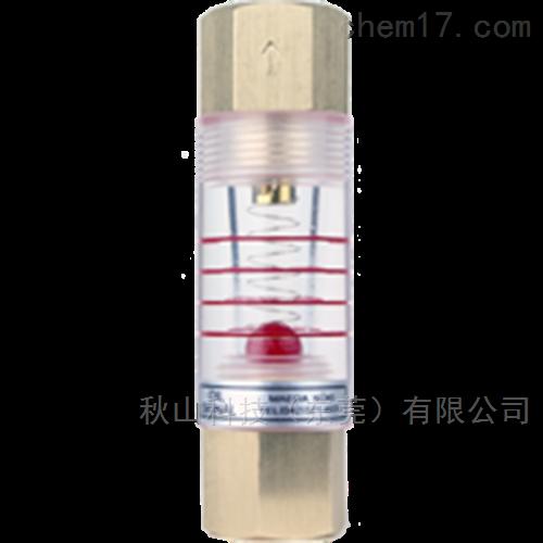 日本前田工业maedakoki透明型油用流量计