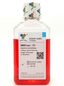 BIOEXPLORER DMEM低糖培养基,含HEPES