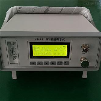 HS-WS SF6智能微水仪