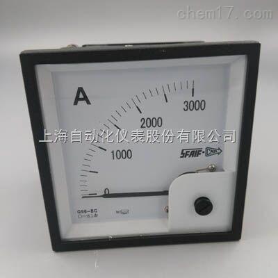 Q96-ZC直流电流电压表