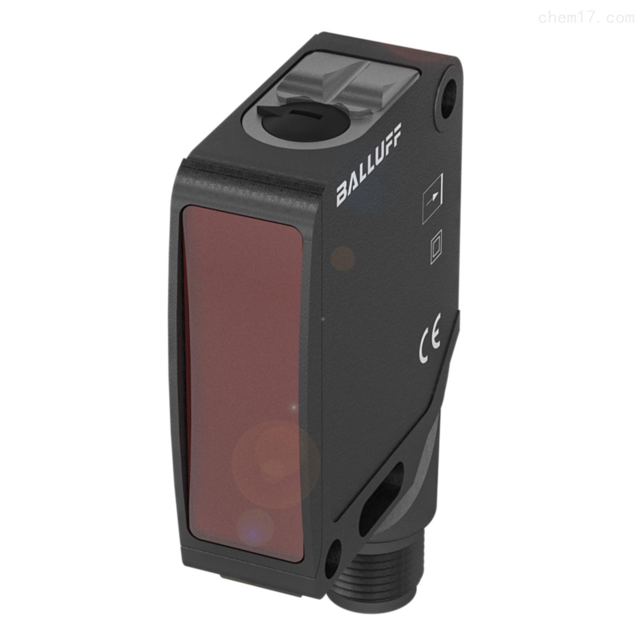 BALLUFF漫反射及对射型传感器