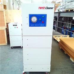 QF-4000磨床铁屑震尘吸尘器
