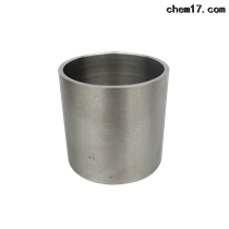φ50*50mm防火封堵材料不锈钢容器
