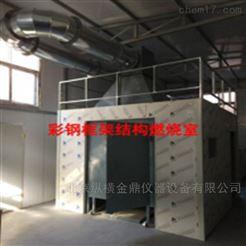 建材及制品单体燃烧试验装置介绍