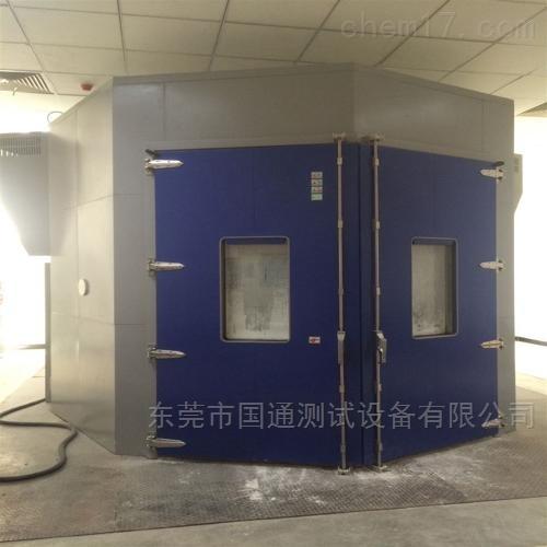 大型步入式砂沙尘试验箱