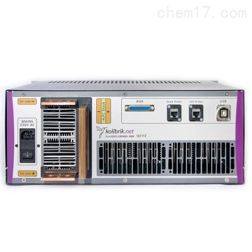 燃料电池200A大电流/零电压负载阻抗EIS