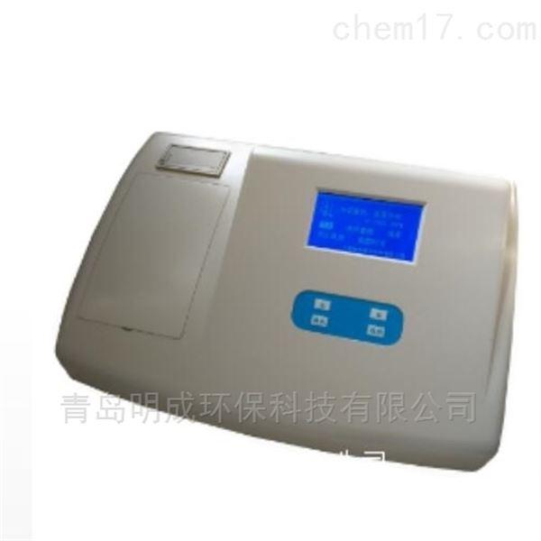 总磷/氨氮/浊度/cod四参数水质检测分析仪
